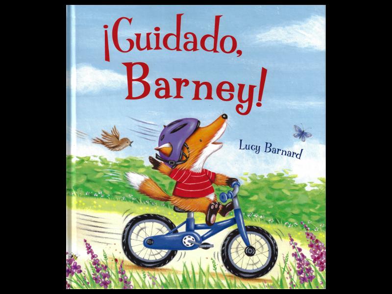 Cuidado Barney