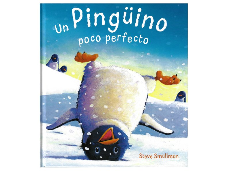 Un pingüino poco perfecto