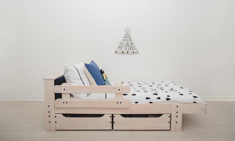 GrowMe - mi cama que crece