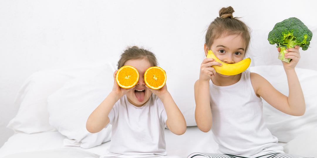 La sana relación con la comida se aprende en la niñez