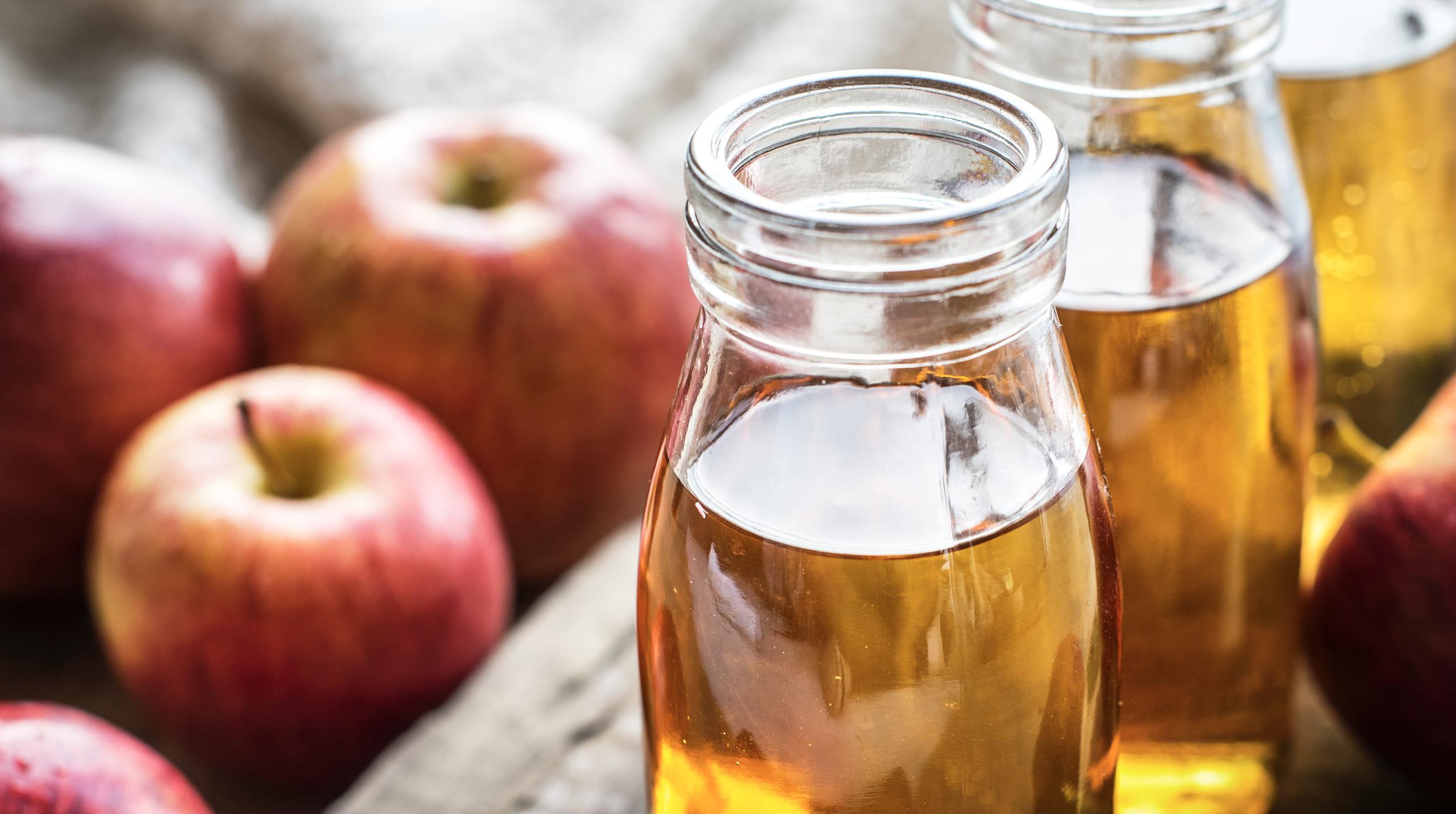 Descubre los increíbles beneficios de tomar vinagre de manzana