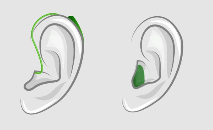 Audífonos discretos
